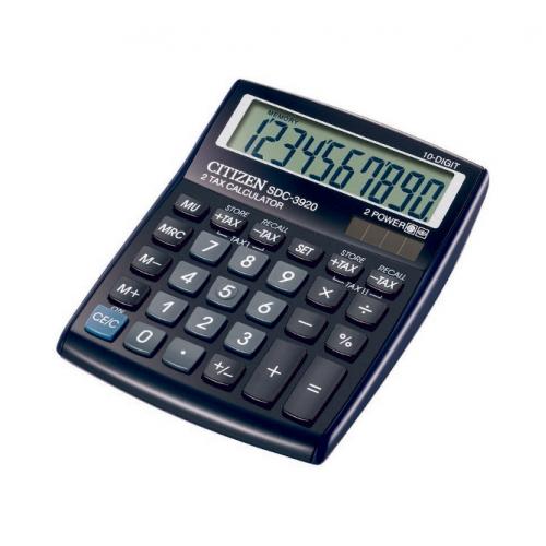 Калькулятор 10 разр. CITIZEN