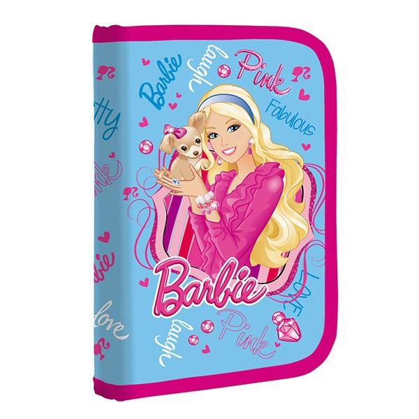Пенал 1 отд пуст Barbie