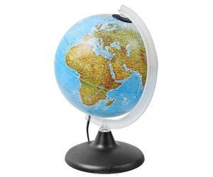 Глобус d-20 полит/физич с подсветкой Ellite
