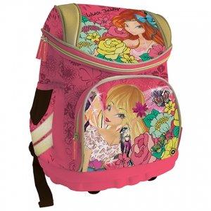Рюкзак Winx Fairy ортопедический розовый