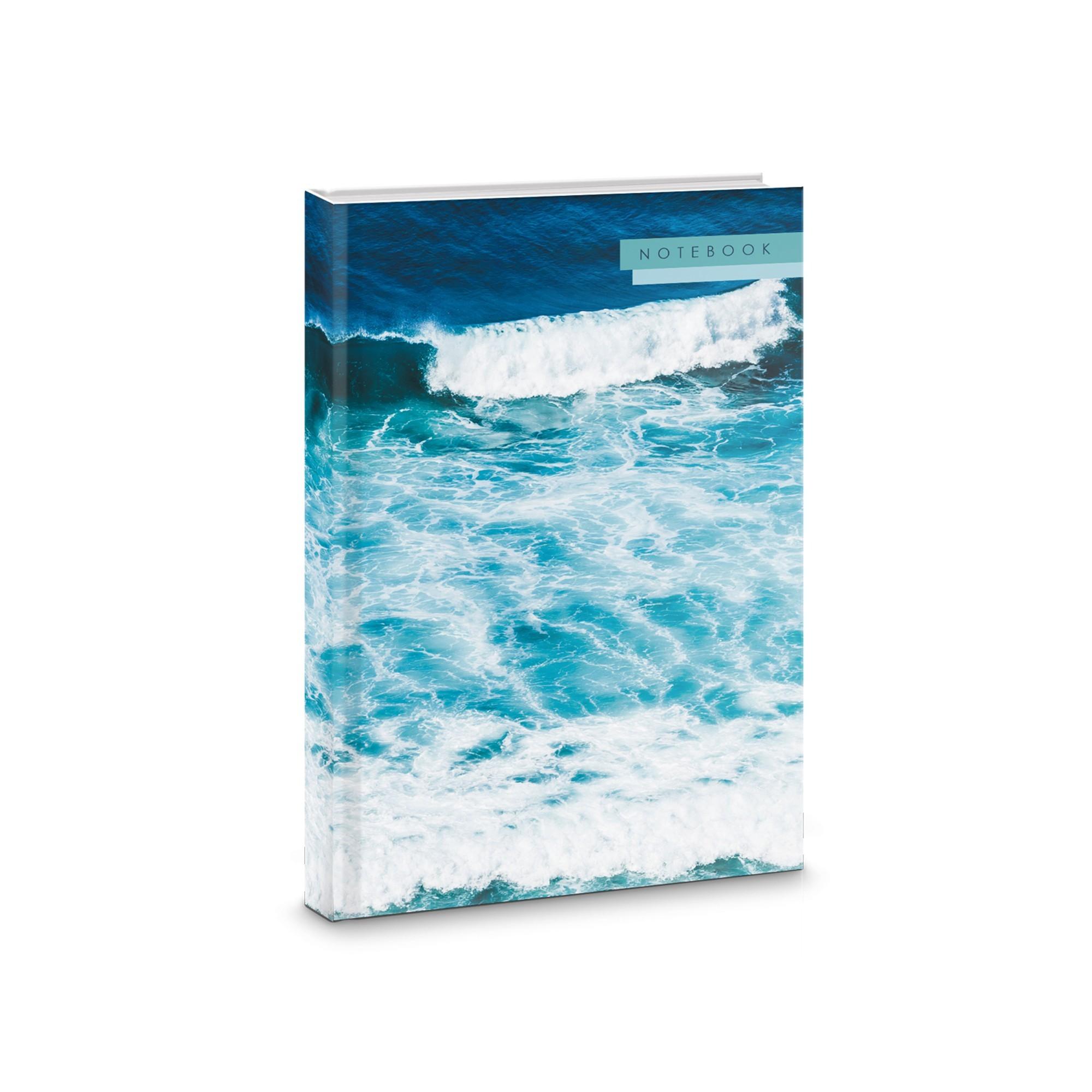 Зап. книжка А6 80л тв кл Harmony Дизайн 3