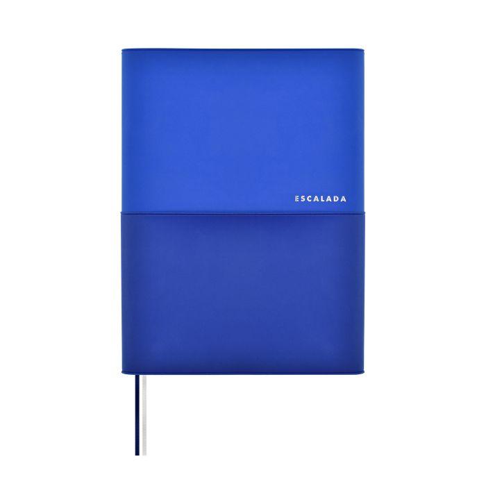 Ежедневник А4 Escalada синий