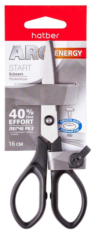 Ножницы 160 мм Hatber Start