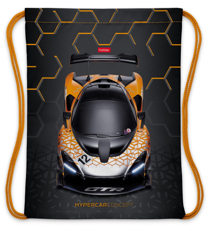 Мешок д/обуви Hatber Hypercar