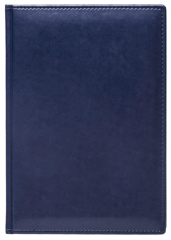 Ежедневник А5 2021г Caprice Prestige ярко-синий