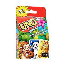 Игра Настольная Уно UNO Junior refresh