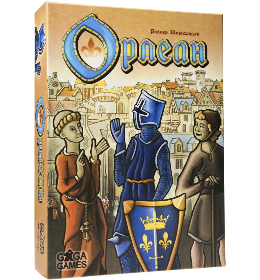 Игра Настольная Орлеан