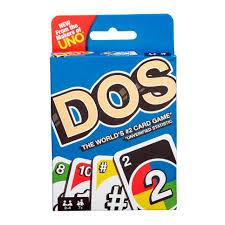 Игра Настольная Уно Uno DOS