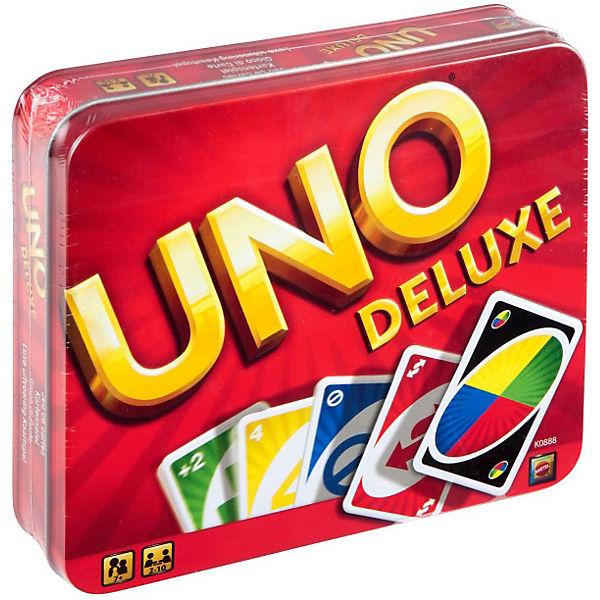 Игра Настольная УНО Делюкс (UNO)