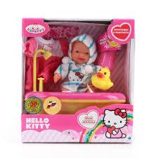 Кукла Пупс Карапуз Hello Kitty 10 см. в ассортим. в ванночке