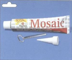 Клей для мозаики (для приклеивания плиток) 80мл