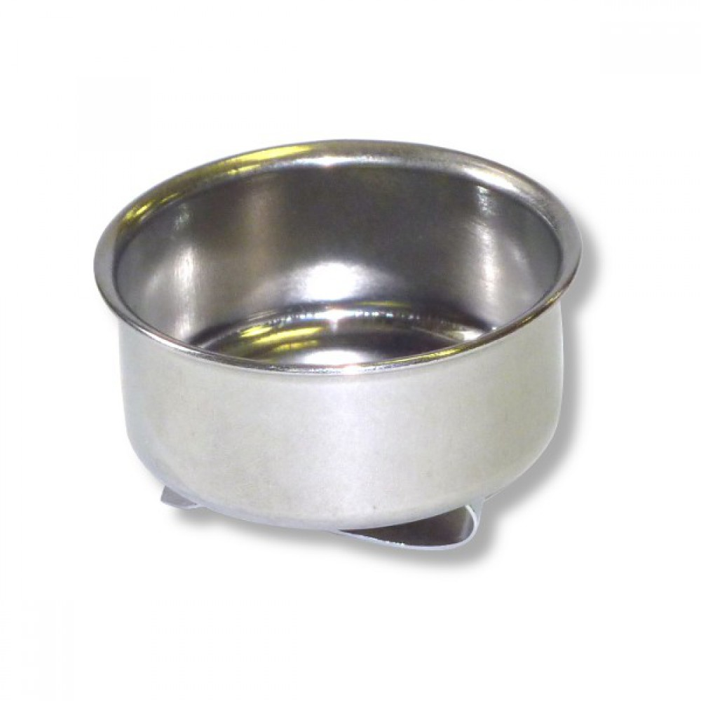 Масленка металлическая одинарная 4,5см