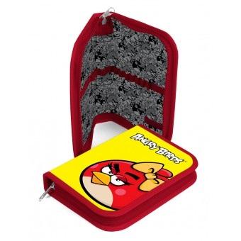 Пенал 1 отд пуст Angry Birds