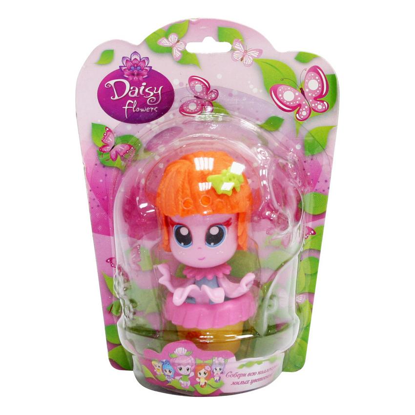 Кукла - цветочек Daisy Flowers 9 см.