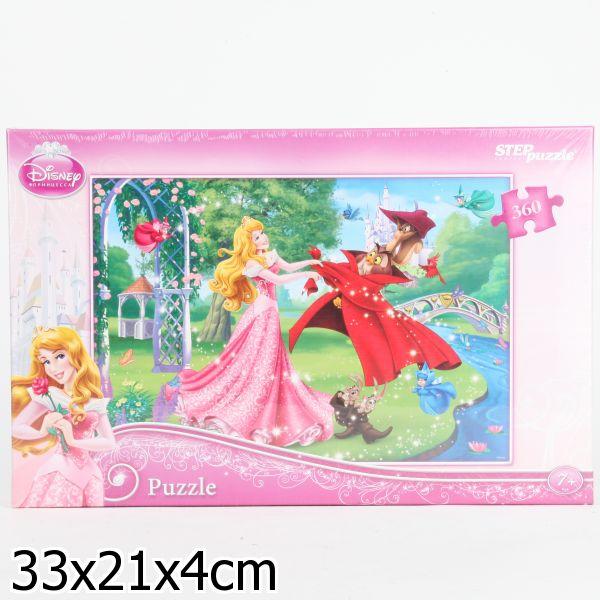 Пазл 360 Step Disney Принцесса