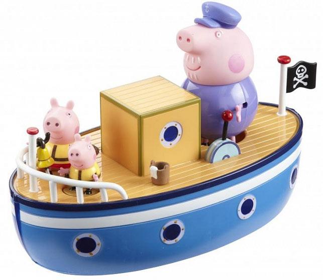 АКЦИЯ-20 Игр Набор Peppa Pig Морское приключение