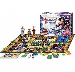 Игра Настольная Японский городовой: Экономическая игра для детей