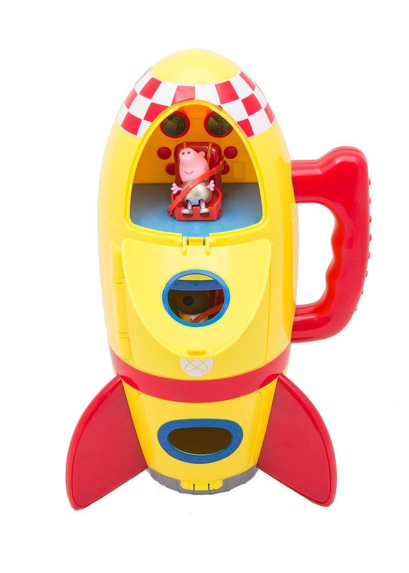Набор Peppa Pig Космический корабль Пеппы + фигурки