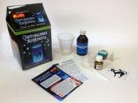 Набор для исследования Научные игры Светящаяся жидкость