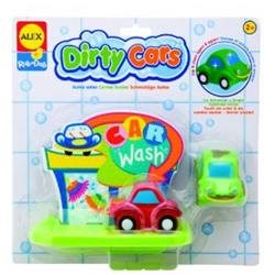 АКЦИЯ19 Игрушка для ванной Помой машинки (меняющ. цвет)