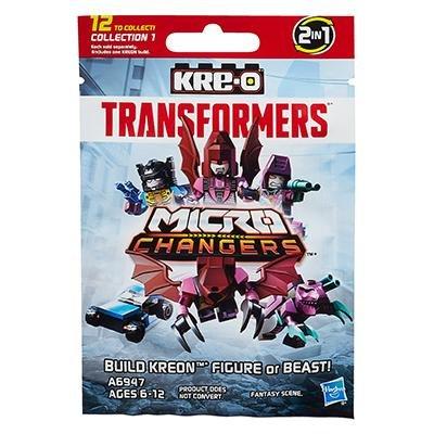Набор Трансформеры-4 мини-фигурки КРЕОНов Микроченджеров (ассорт)