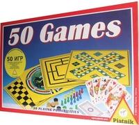Настольная 50 игр