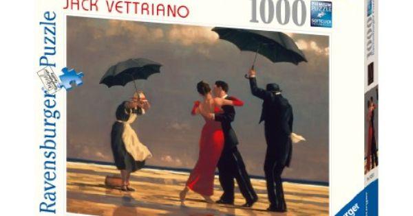 Пазл 1000 Ravensburger 19215 Танец на побережье