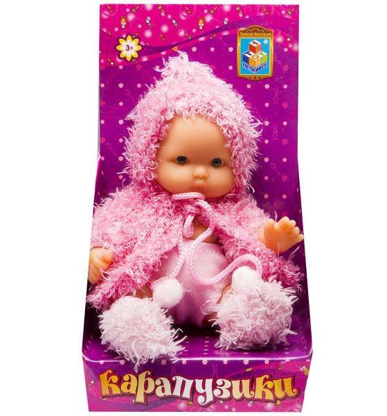 Кукла Пупс в одежде мал.