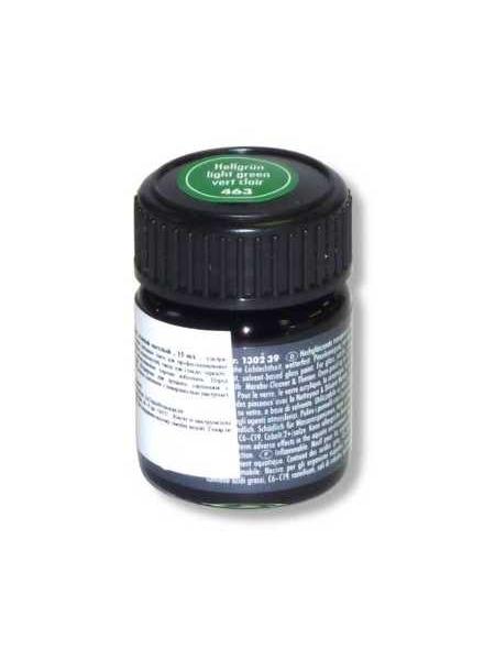 Лак-краска витражный GlasArt зеленый светлый 15мл