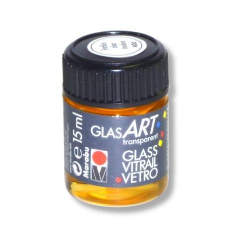 Лак-краска витражный GlasArt бесцветный 15мл