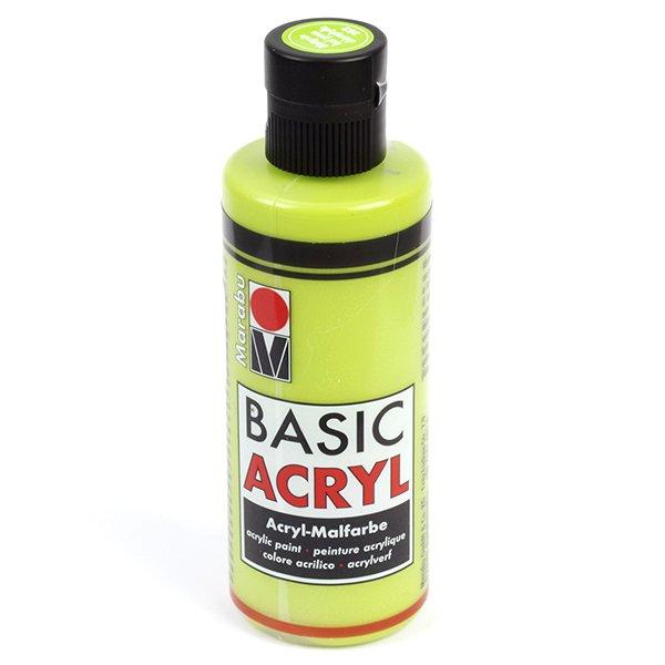 Акрил Basic Acryl майский зеленый 80мл