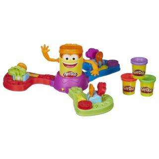 Творч Play-Doh Прямо в цель! + пластилин