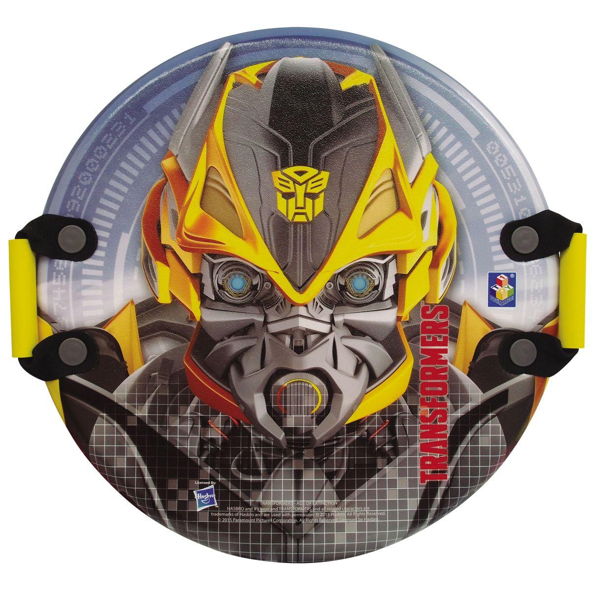 АКЦИЯ19 Игрушка Ледянка Transformers 60 см. круглая с ручками
