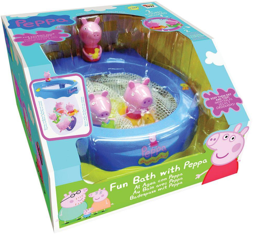 Набор для ванной Баскетбол Peppa Pig