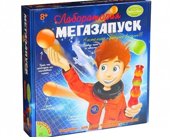АКЦИЯ-20 Игр Набор для исследования Лаборатория Мегазапуск