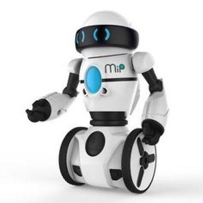 Робот MIP белый на батарейках