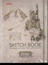Тетрадь на кольцах Sketch