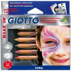 Карандаши для грима 6цв Giotto Make Up Matite Glamour