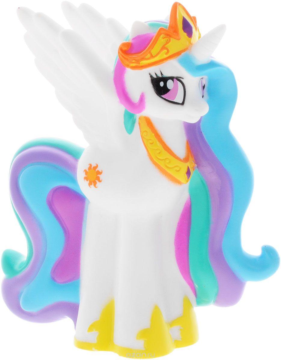 Фигурка Пони Celestia / Cadance пвх светит в воде игр-ка для ва