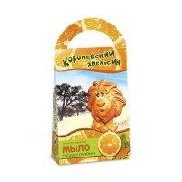 Творч Мыло своими руками Королевский апельсин с формочкой Лев