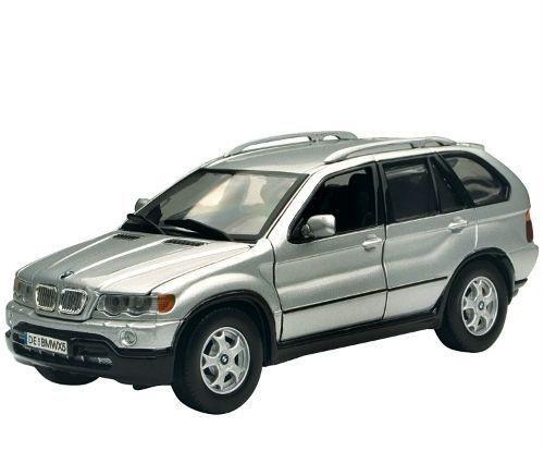 Машина BMW X5 1:24 Imperial
