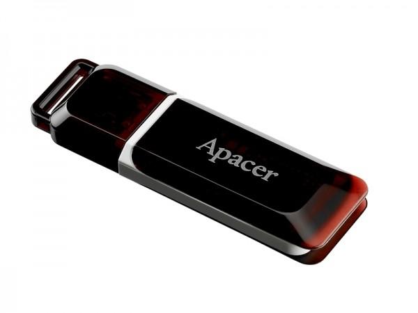 Флэш-карта 16GB Apacer USB AH321 красная