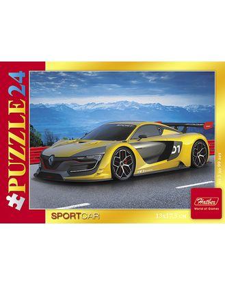 Пазл 24 Sport car 4 вида
