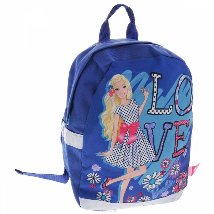 Рюкзак детский Barbie синий