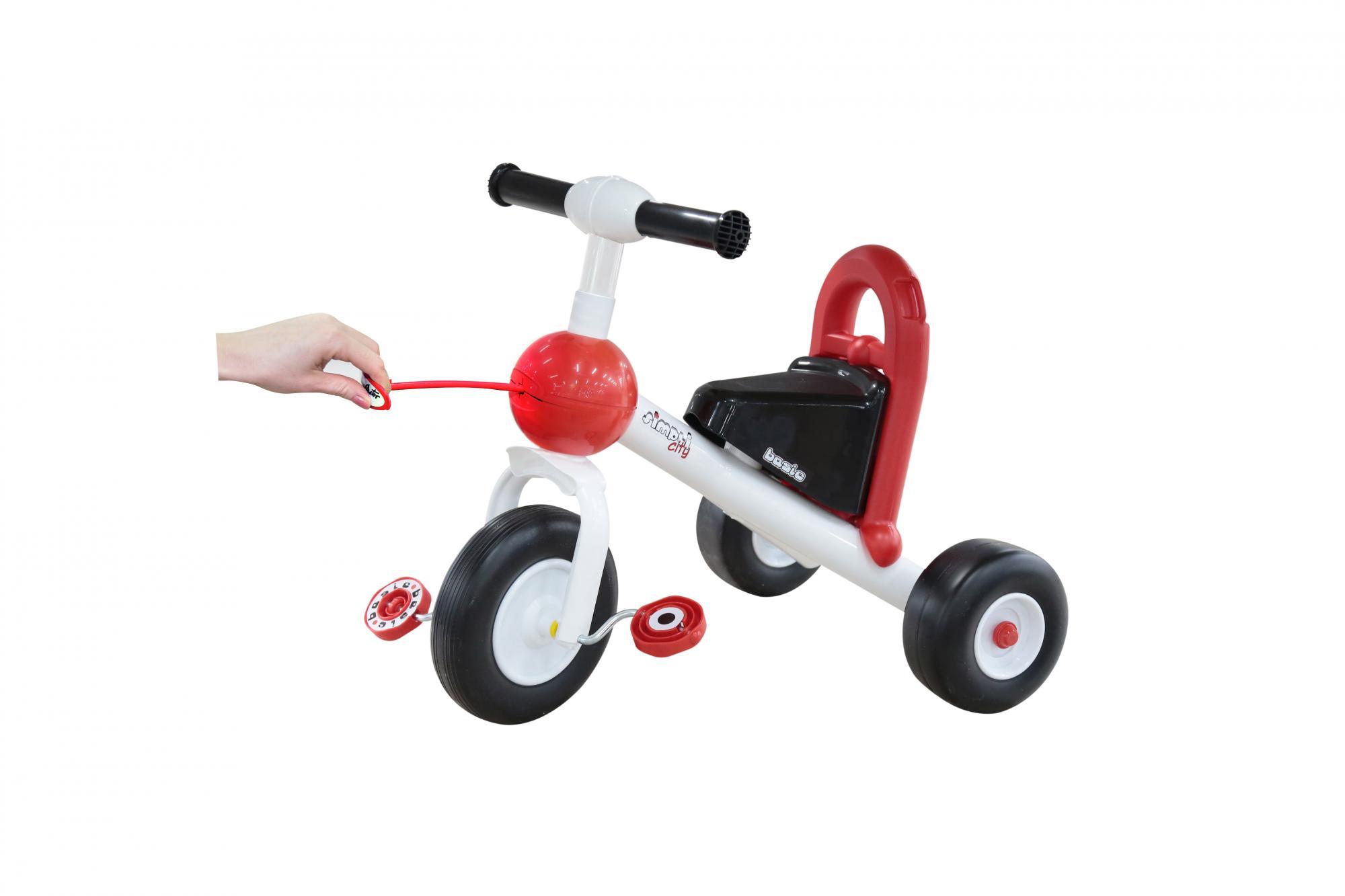 Велосипед 3-х колесный Базик