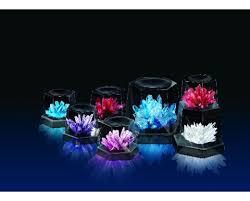 Набор для экспериментов Удивительные кристаллы Большой набор
