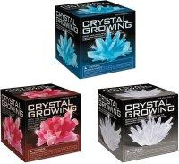 АКЦИЯ-20 Игр Набор для экспериментов Удивительные кристаллы Мультицвет