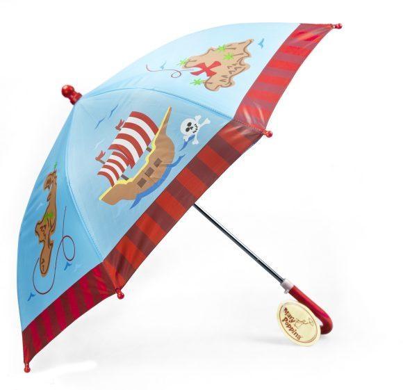 Зонт детский Маленький пират 41 см.