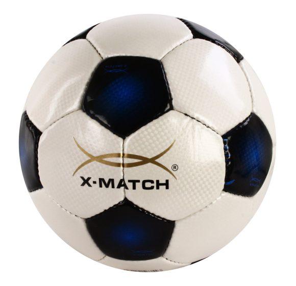 Мяч футбольный X-Match 3 слоя бутил камера, ручная сшивка