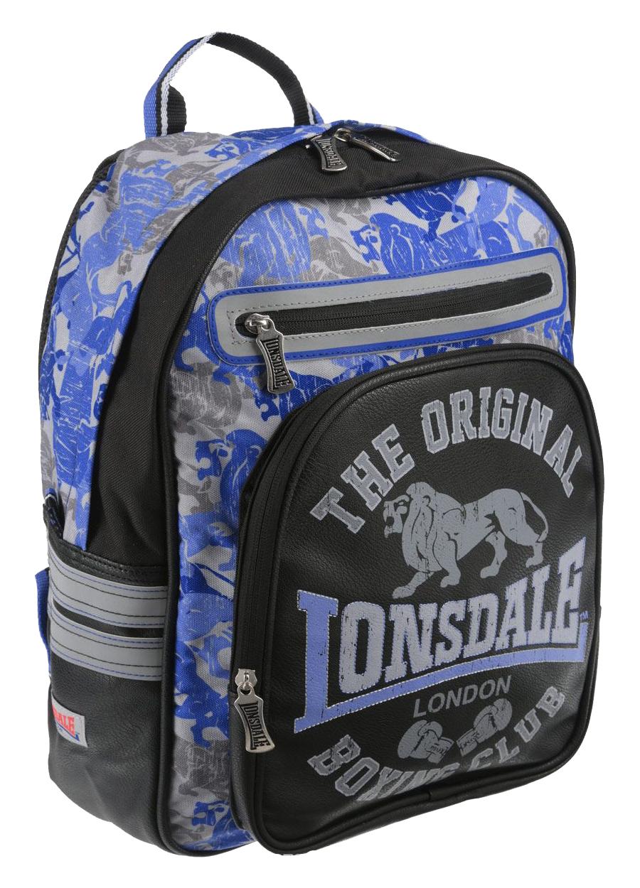 Рюкзак Lonsdale синий